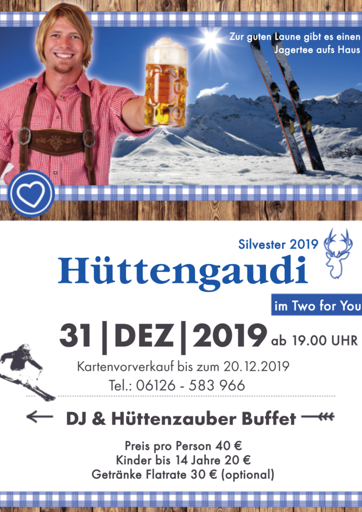 Silvester 2019 in Idstein